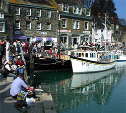 Padstow Harbour - North Cornwall